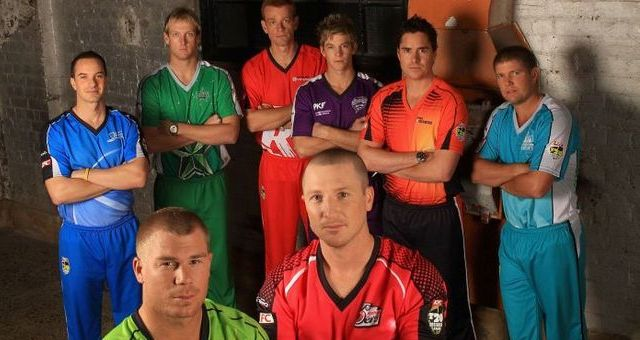 Just four of the eight Big Bash captains still have a chance to lift the trophy. Picture: Getty Images/abc.net.au