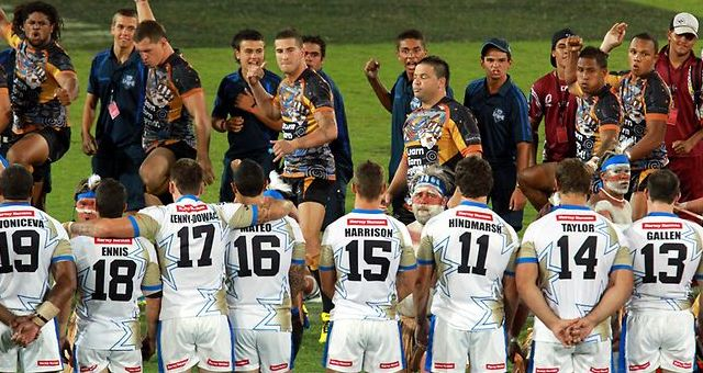 NRL All Stars is back for 2012 featuring the who's who in Rugby League. Image courtesy of: dailytelegraph.com.au
