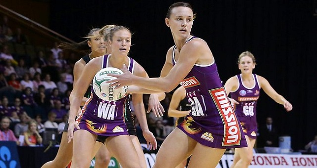 Queensland Netball Team - Firebirds