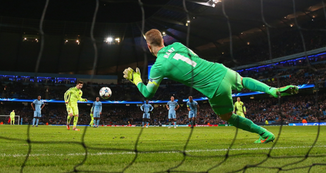 Joe Hart. Image courtesy of ibtimes.co.uk