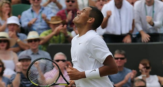Nick Kyrgios - Mens Tennis